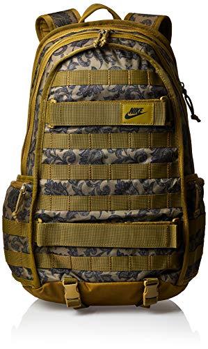 Nike Sportswear RPM Printed Backpack Olive Flak/Black