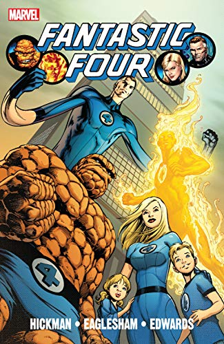 Fantastic Four By Jonathan Hickman Vol. 1 (Fantastic Four (1998-2012)) (English Edition)