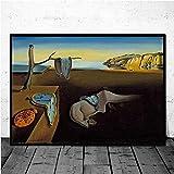 MJKLU Español Salvador Dalí Surrealismo Resumen La persistencia de la Memoria...