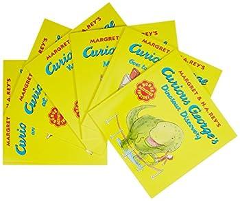 Curious George Around Town  6 Volume Set