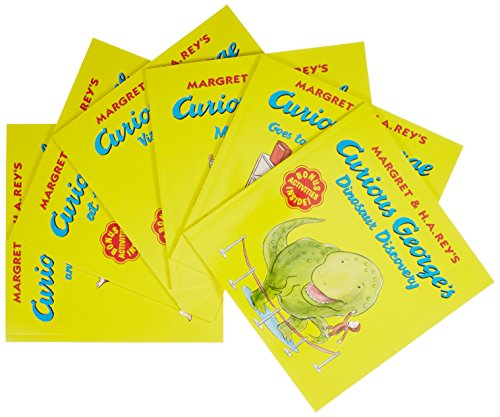 Curious George Around Town Boxed Set (Box of Six Books)の詳細を見る
