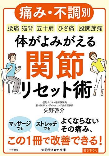 体がよみがえる関節リセット術 (知的生きかた文庫)