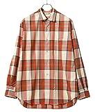 [ウェルダー] WELLDER Standard Shirt ベージュ/レッド 4