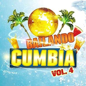Bailando Cumbia, Vol. 4