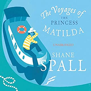 The Voyages of the Princess Matilda cover art