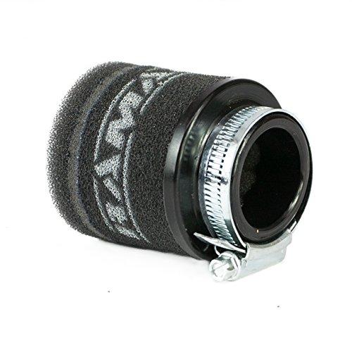Ramair Filter MR-002Motorrad Pod-Luftfilter, Schwarz, 34mm
