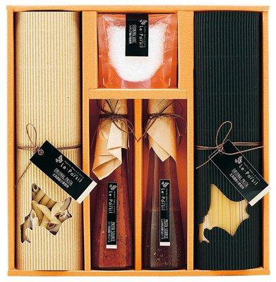 ル・パセリ 北海道産小麦使用 パスタセット  K2007-601