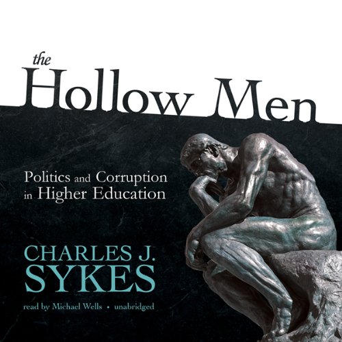 The Hollow Men audiobook cover art