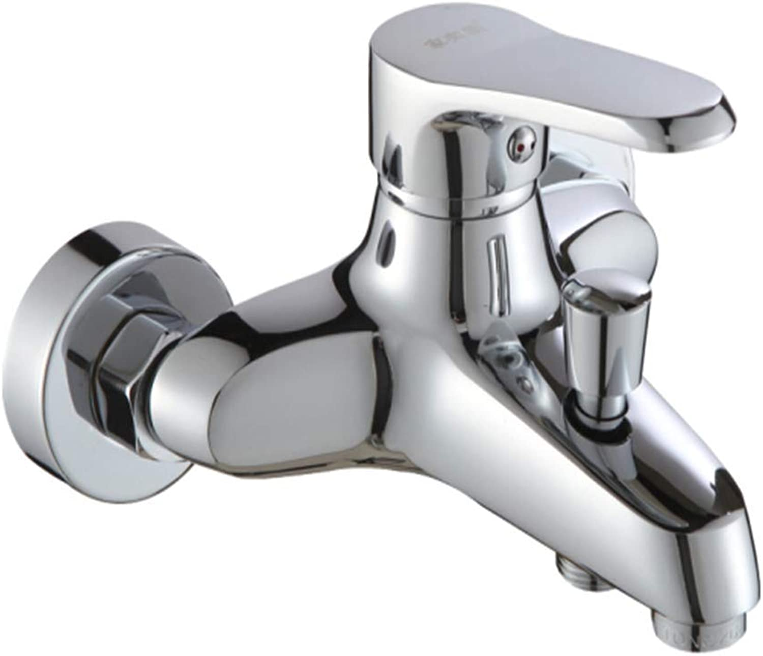 Kitchen Taps Faucet Modern Kitchen Sink Taps Stainless Steelwater Tap Cold and Hot Water Mixing Valve Copper Bathtub Tap Shower Tap