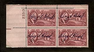 hugo l black stamp