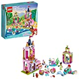 LEGO Disney Aurora, Ariel and Tiana's Royal Celebration 41162 Building Kit (282 Pieces)