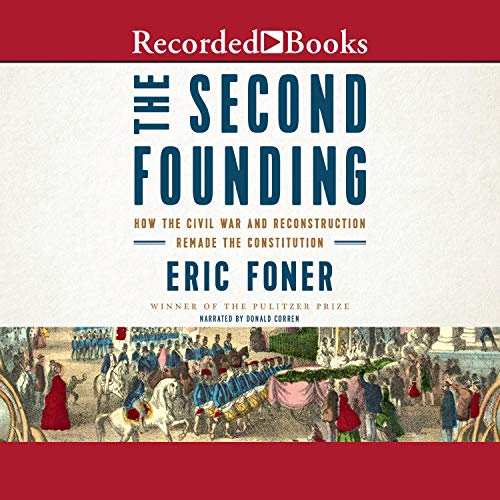 The Second Founding cover art