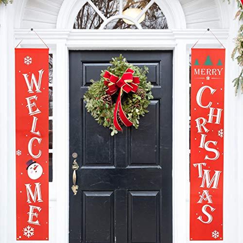 Decoración Navidad Puerta Interior decoración navidad puerta  Marca SEELOK