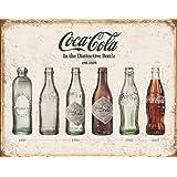 ブリキ看板 コカ・コーラ est.1886