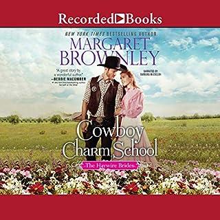 Page de couverture de Cowboy Charm School