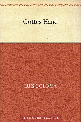 Couverture du livre Gottes Hand (German Edition)