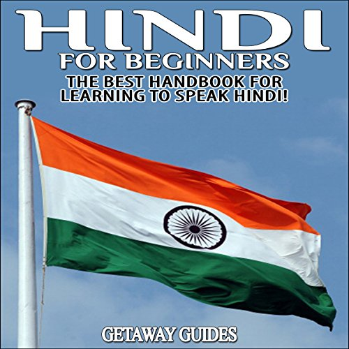 Hindi for Beginners, 2nd Edition audiobook cover art