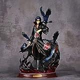 Figura de Uchiha Itachi, 26cm Anime Naruto Uchiha Itachi Figura Naruto Shippuden Figura Uchiha Itach...