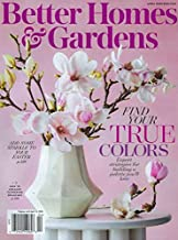 Better Homes & Gardens Magazine April 2020 ( Find your true colors)