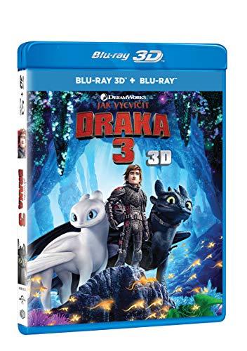 Jak vycvicit draka 3 2BD (3D+2D) / How to Train Your Dragon: The Hidden World (czech version)
