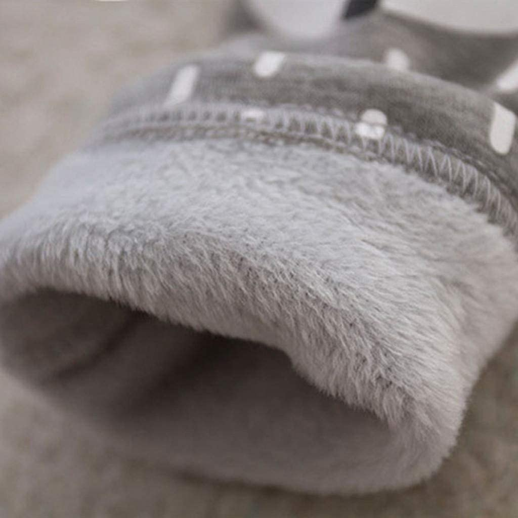 KONFA Toddler Baby Girls Boys Fall Winter Clothes,Long Sleeve Cartoon Fox T-Shirt Pullover+Pants 2Pcs Outfits 0-3 Years