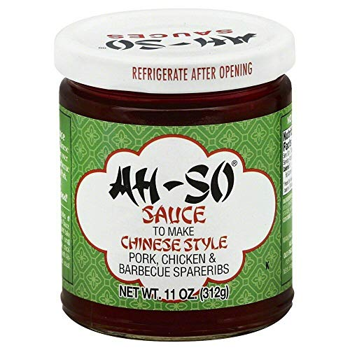 Ah So 4 Pack Sparerib Sauce, 11 oz