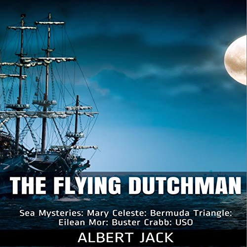 The Flying Dutchman: Sea Mysteries cover art