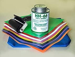 TentandTable Deluxe Pro Vinyl Repair Patch Kit Inflatables 9 8