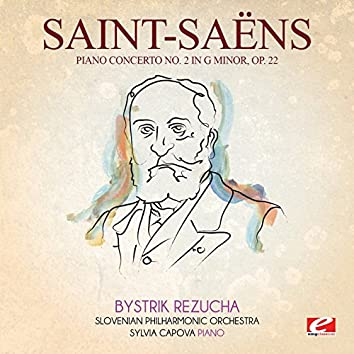 Saint-Saëns: Piano Concerto No. 2 in G Minor, Op. 22 (Digitally Remastered)