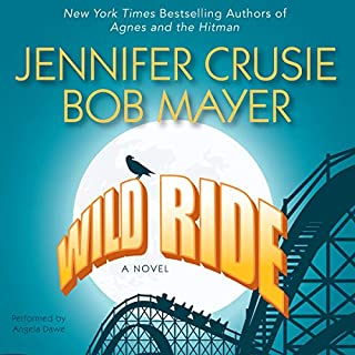 Wild Ride audiobook cover art