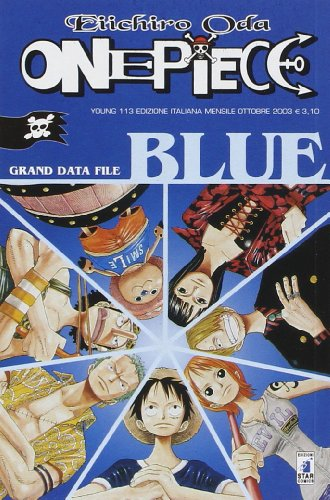 One piece blu