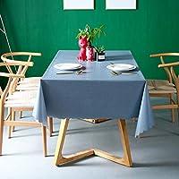 BKPHテーブルクロス北欧テーブルクロスPVC長方形防水、防油、防塵テーブルクロス屋内および屋外のキッチンピクニックテーブル装飾用-J-50x100cm