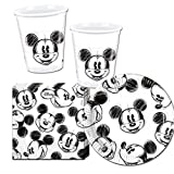 Procos 10115655 – Party Set Mickey Faces, S