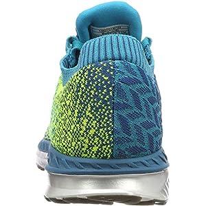 Brooks Womens Bedlam Running Shoe - Blue/Nightlife/White - B - 8.0