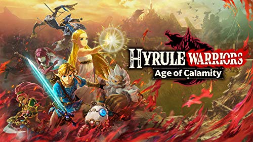 Hyrule Warriors Age of Calamity – Pre-load – Switch [Digital Code]