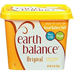 Earth Balance Original Dairy Free Buttery Spread, 15 oz