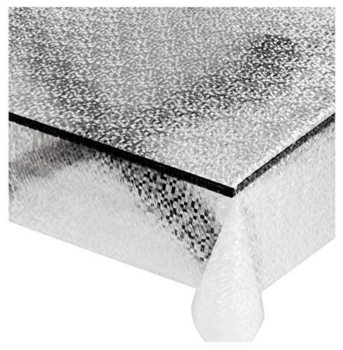 Mantel moderna transparente, venta AL METRO x 140 cm, antimanchas mod.KRISTAL 88