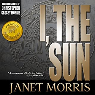 I, the Sun audiobook cover art