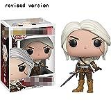 Dew Chang The Witcher 3: Geralt de RIV Cirilla Figurine Jeu Figma À Propos de 3,93...
