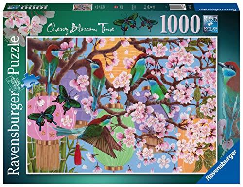 Ravensburger 16764 - Cherry Blossom Time 1000 Teile Puzzle für Erwachsene & Kinder ab 12 Jahren