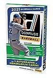 2021 Panini Donruss MLB Baseball HOBBY box (24 pks/bx)