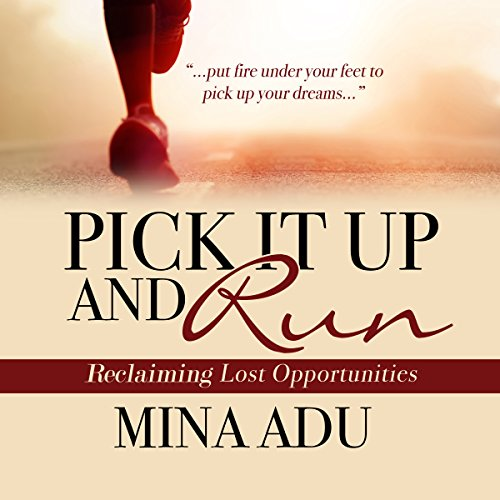 Pick It Up & Run audiobook cover art