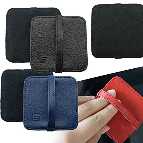 Eco-Fused Reinigungspads - 6-er Packung mit 3 x 3 Zoll (7.8cm x7.8cm) Pads - Ideal für die Reinigung von Smartphones, Apple iPhone, Samsung, BlackBerry, Android-Telefonen, Tablets, Laptops, Computern