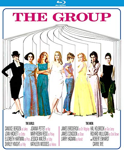 """""""The Group"""" blu-ray"""
