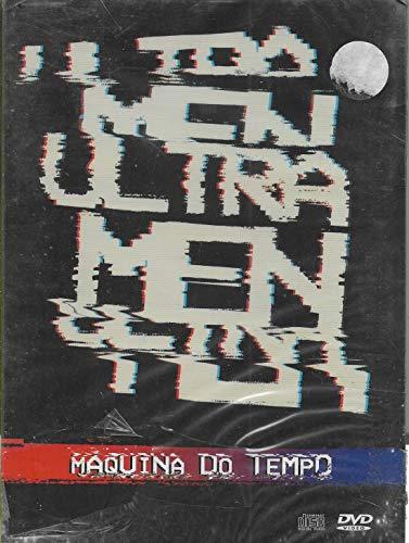 Ultramen - Dvd e Cd Máquina do Tempo - 2008