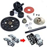 Benedict Harry Steel Transmission Gear Set for Axial SCX10 Honcho/Dingo/Jeep 1/10 RC Crawler