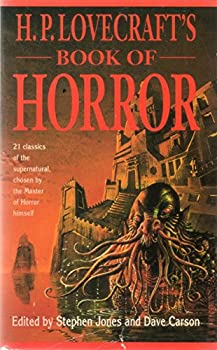 Paperback H P Lovecrafts Book of Horror Book