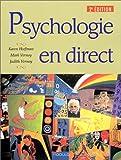 Psychologie en direct - Editions Modulo - 15/03/2001