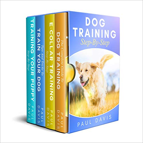 Dog Training Step-by-Step cover art