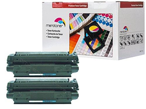2 x XXL Toner patrone Kompatibel zu Canon Cartridge T, Cartridge-T FX8, FX 8 pour Canon PC- D 320 D320 / D340 D 340 Canon FAX-L 380 / L380 S/L 390 L390 / L 400 L400 Kompatibel